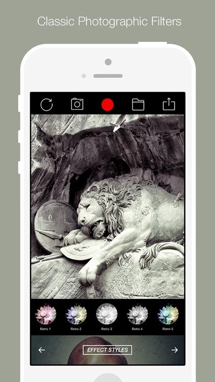 Camera Air 360 - camera effects plus photo editor
