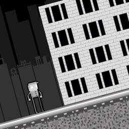 Building Jumper - can you jump over all the buildings?