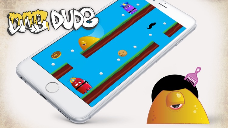 Dab Dude - The Super Fun Endless Drop Game!
