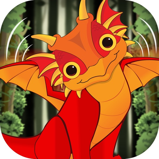 Amazing Flying Baby Dragon - Endless Survival Adventure (Free)