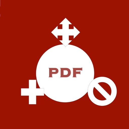 PDF Pages : Add, Move and Remove PDF pages