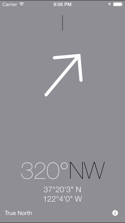 3pCompass - the most innovative compass app screenshot-3
