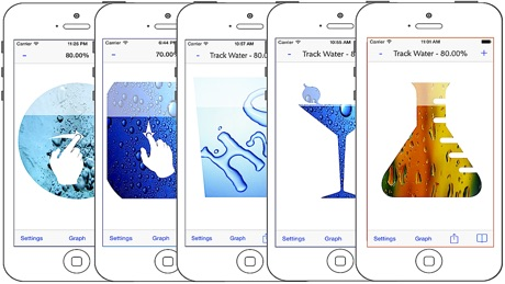 Splashy Water Tracker – Drink more water, Track daily water intake, Get hydration reminder