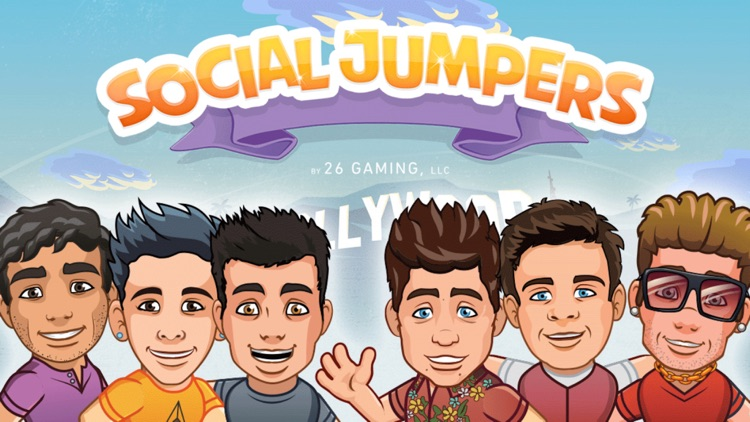 Social Jumpers screenshot-0