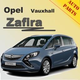Autoparts Opel Zafira