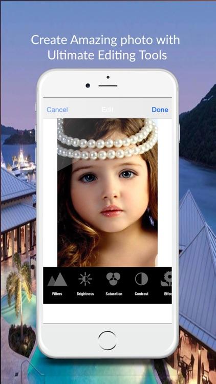 Magical Photo Editor screenshot-4