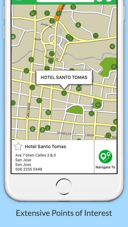 Jamaica GPS Map