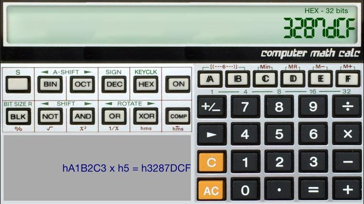 CMCalc