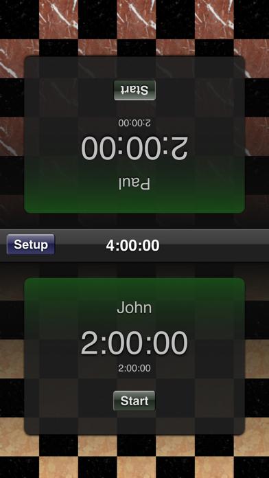 Chess Clock Freeのおすすめ画像4