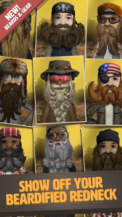 Duck Dynasty®: Battle of the Beards screenshot-4