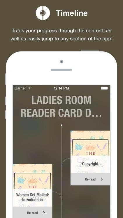 Ladies Room Reader
