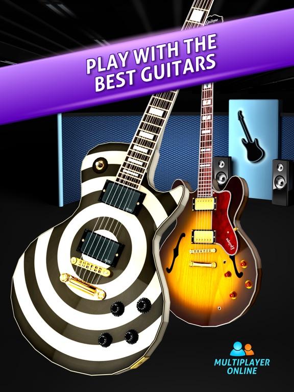 Rock Life - Guitar Band Revenge of Hero Rising Star screenshot