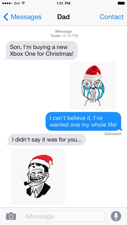 SMS Rage Faces - 3000+ Faces and Memes screenshot-4