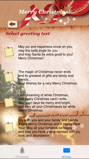 Christmas greetings for iphone on the app store christmas greetings for iphone on the app store m4hsunfo