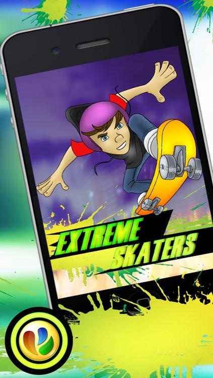 Extreme Skaters – Free Skateboard Racing Game