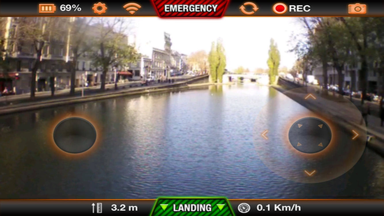 FreeFlight Screenshot