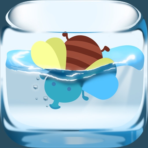 Water Bugs - Annoying Insects Smasher