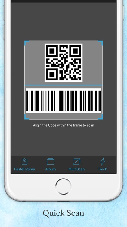 CrazyScan - QR Code Reader