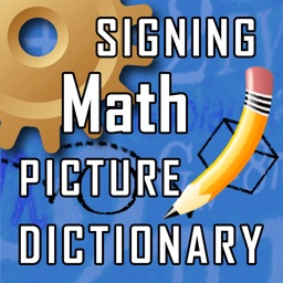 Signing Math Picture Dictionary