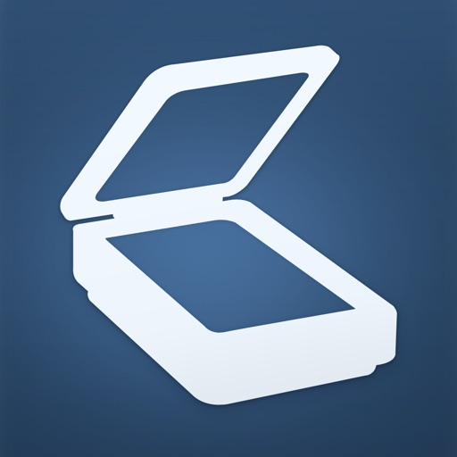 Tiny Scanner - PDF scanner to scan document, receipt & fax app logo