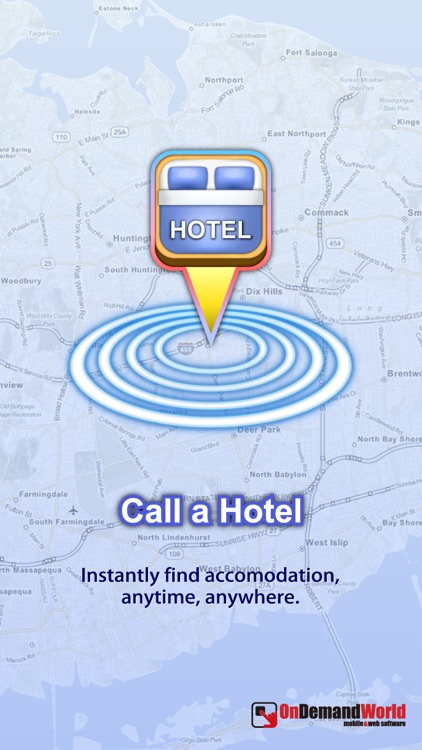 Call a Hotel - Instantly find accomodation, anytime, anywhere. screenshot-4