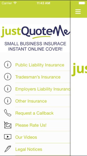 Quote Finder Best Just Quote Me UK Insurance Quote Finder On The App Store