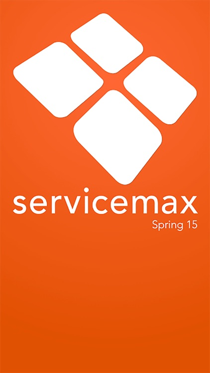 ServiceMax Spring 15 for iPhone