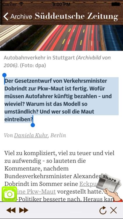 NachrichtenHub+ screenshot-3