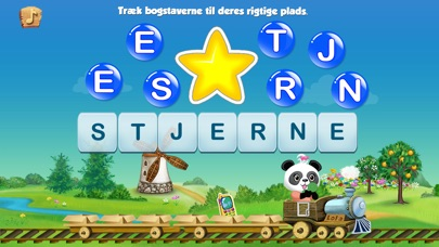 Screenshot for Lolas Alfabettog in Denmark App Store