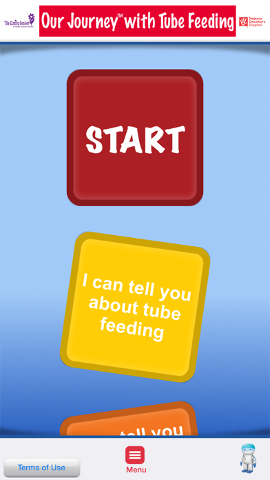 Our Journey with Tube Feeding screenshot one
