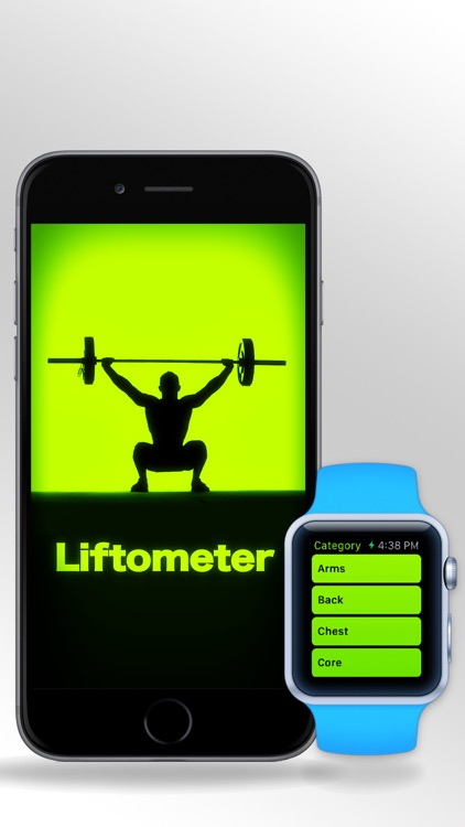 3D Workout Log Book : Your results in 3D! - Liftometer