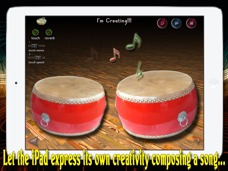 i Play My Chinese Drums - HD screenshot-4