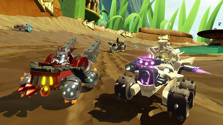 Skylanders SuperChargers screenshot-0