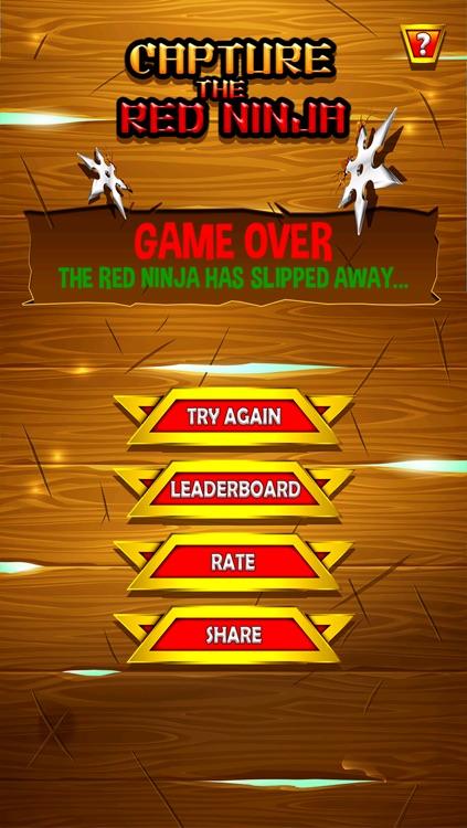 Capture The Red Ninja screenshot-3