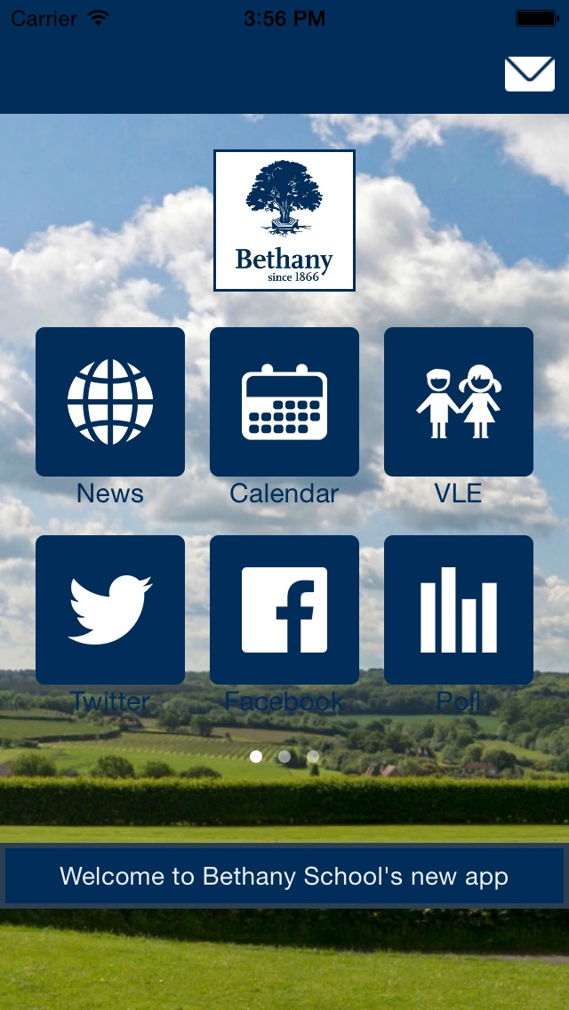 Bethany School Kent screenshot one
