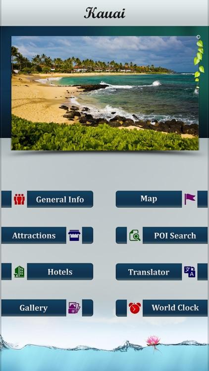 Kauai Offline Travel Guide