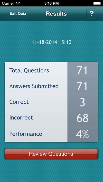 Certified Nurse Educator Q&A Review screenshot-4