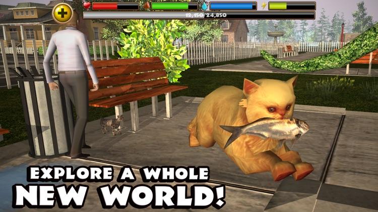 Stray Cat Simulator screenshot-4