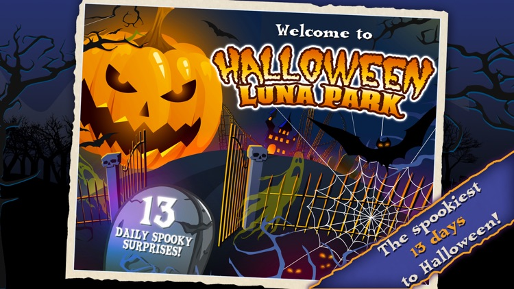 Halloween Luna Park - 13 daily spooky surprises (2014) screenshot-0