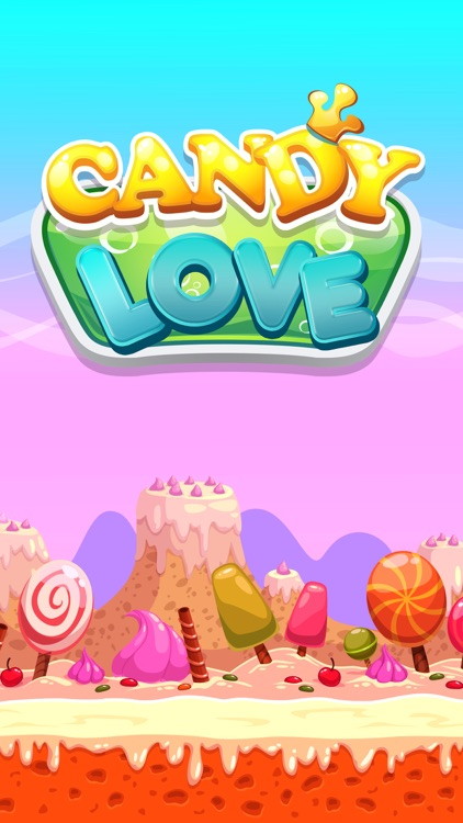 Candy Love - Candyland Mania