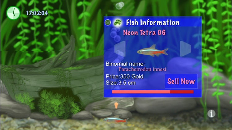 FreshWater Aquarium screenshot-2