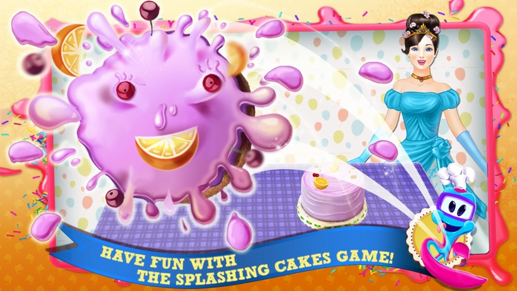 Cake Crazy Chef - Create Your Event; Make, Bake & Decorate Cakes screenshot-4