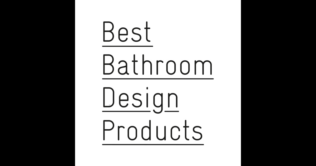 Best Bathroom Design Products On The App Store