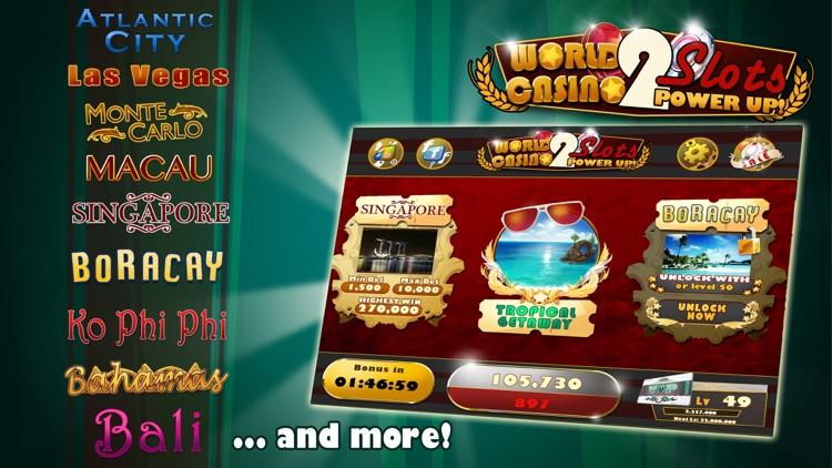 Freeslots Power Up Casino Free Slots Games New Bonus Slot