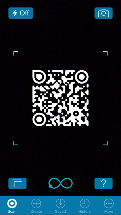 Optiscan QR Code Reader screenshot-1
