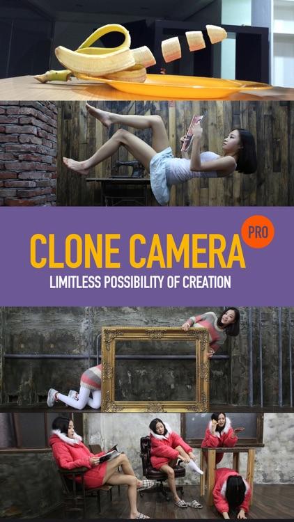 Clone Camera Pro screenshot-0