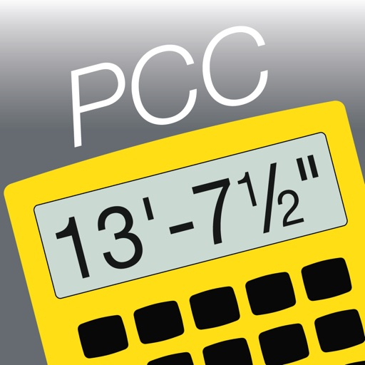 ProjectCalc Classic -- Feet Inch Fraction DIY Project Calculator