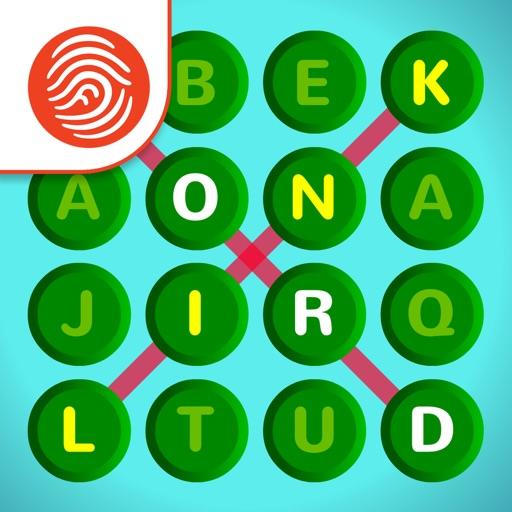 Wordlink Word Puzzle - A Fingerprint Network App