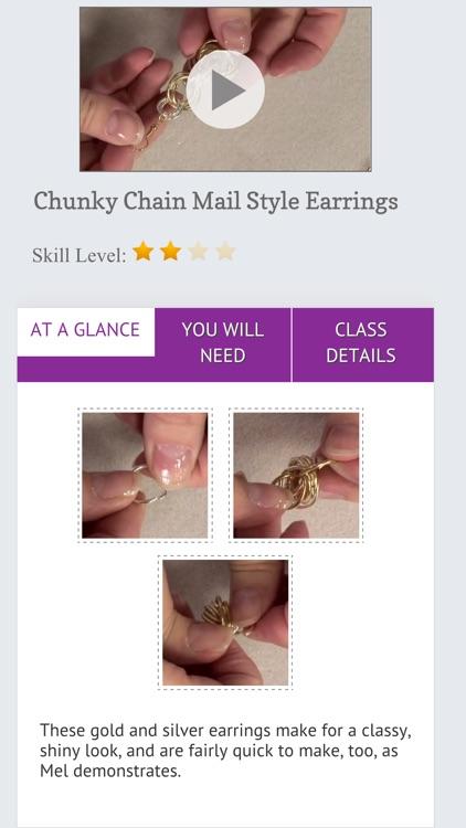 Beginning Chainmaille screenshot-4