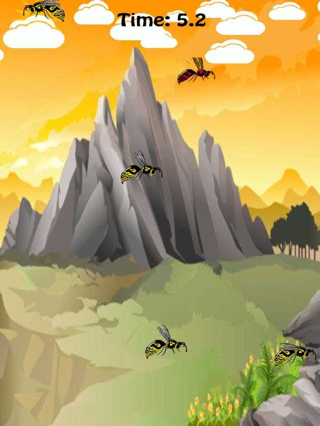Day of the Wasp Screenshot